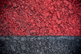 Highway surface background — Stock Photo