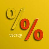 Discounts — Stock Vector
