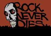 Rock never dies — Foto de Stock