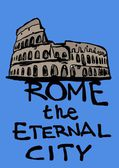Rome the eternal city — Stock Photo