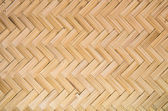 Woven wood surfaces — Stock Photo