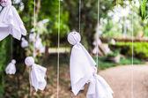Doll Japanese hang — Stock Photo