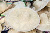 Hat basketwork — Stock Photo