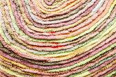 Carpet colorful — Stock Photo