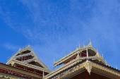 Templo de buddhaist — Fotografia Stock