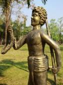 Ngo-pa, postać w tajlandii literatury — Zdjęcie stockowe
