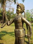 Ngo-Pa,a Charactor in a Thai Literature — Stock fotografie