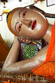 Reclining Buddha Image — Stock Photo