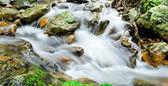 Deep Forest vodopád v Thajsku Marťa vodopád — Stock fotografie