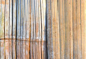Abstract Background Pattern of Bamboo Wall Material Style — ストック写真