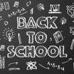 Back to school chalkboard sketch — Stock Vector #59338881