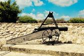 Napoleon Bonaparte Cannon — Stock Photo