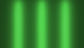 Green honeycomb — Stock Photo