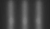 Black honeycomb — Stock Photo