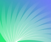 Soft Blue green background — Stock Photo