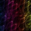 Abstract colorful twisted waves — Stock Photo #61712443