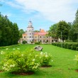 Sigulda New Castle. Latvia — Stock Photo #59849757