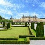 Drottningholm palace in Stockholm — Stock Photo #59849837