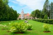 Sigulda New Castle. Latvia — Stock Photo
