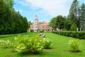 Sigulda New Castle. Latvia — Foto Stock