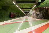 Kungstradgarden metro station, Stockholm — Stock Photo