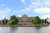 Swedish Parliament. — Stock Photo