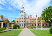 Sigulda New Castle. Latvia — Fotografia Stock