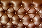 Sofa wall vintage brown. — Foto Stock