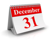 December 31 — Stock Photo