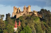 Slovakia castle — Stock Photo