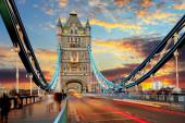 London, Tower Bridge — Stock Photo