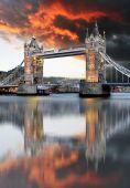 London, Tower Bridge — Stock Photo