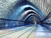 Tunnel de chemin de fer — Photo