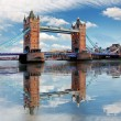 London - Tower bridge, UK — Stock Photo #64904923