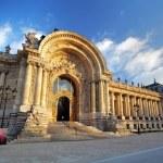Famous Grand Palais - Big Palace, Paris — Stock Photo #66207221