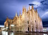 Milan cathedral dome - Italy — Stock Photo