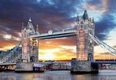 London - Tower bridge, UK — Stock Photo