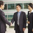Asian businesspeople — Stock Photo #54179067