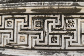 Ornament of columns, Didyma, Turkey. — Stok fotoğraf