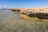 Coastline in National park  Ras Mohammed — 图库照片