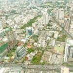 Panorama view over Bangkok — Stock Photo #56289483