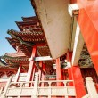 Traditional ancient Chinese architecture — Stock Photo #56449799