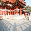Traditional ancient Chinese architecture — Stock Photo #56449875