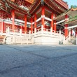 Traditional ancient Chinese architecture — Stock Photo #56449933