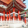 Traditional ancient Chinese architecture — Stock Photo #56450065
