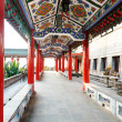 Traditional ancient Chinese architecture — Stock Photo #56450203