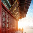 Traditional ancient Chinese architecture — Stock Photo #57626845