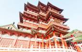 Traditional ancient Chinese architecture — Stock Photo