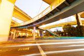 Overpass bridge at shanghai — Stockfoto