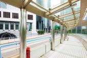 Business-Center in Hong Kong — Stockfoto